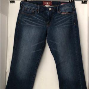 Lucky Brand Women's Sweet'N Crop Jeans Size 8/29